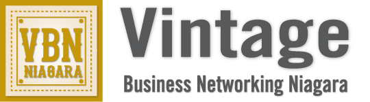 Vintage Business Networking Niagara